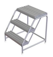 Aluminum Step Stool – KDAR003245SS