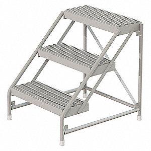 Aluminum Step Stool – WLAR002215SS