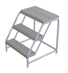 Aluminum Step Stool – WLAR003315SS
