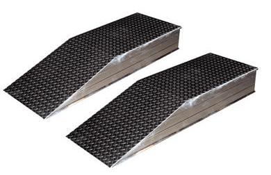 Aluminum Wheel Risers