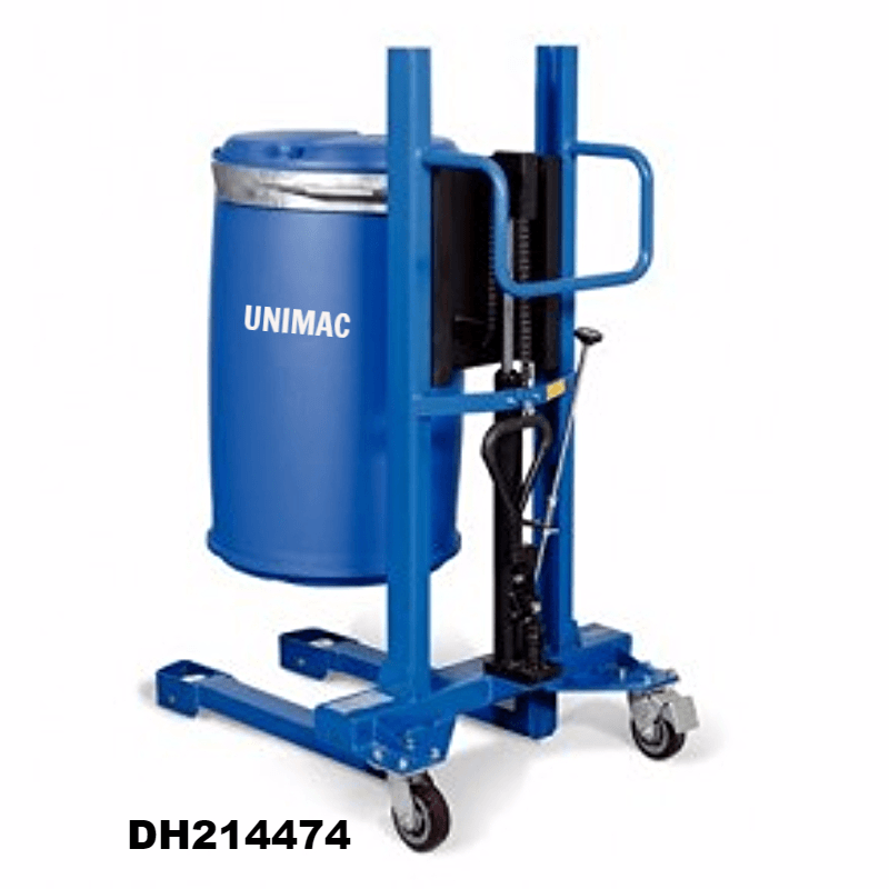 Automatic Plastic Drum Lifter