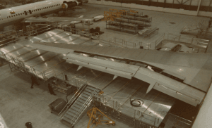 B757-767 Docking System