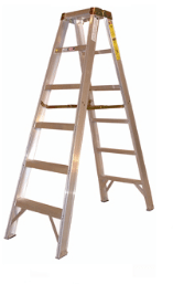 BAD1A Series Aluminum Stepladder
