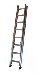 BAE100 Series Aluminum Extension Ladder