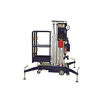 Single Man Lifts by Industrial Man Lifts - IndustrialManLifts com