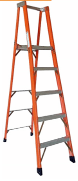 BP1A Series Platform Ladder