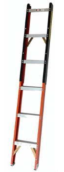 BSH-1A Series Shelf Ladder