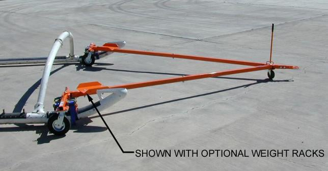 Bell 205 212 412 Helicopter Towbar