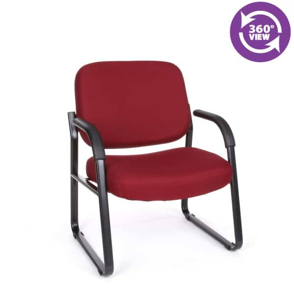 Big & Tall GuestReception Chair with Arms