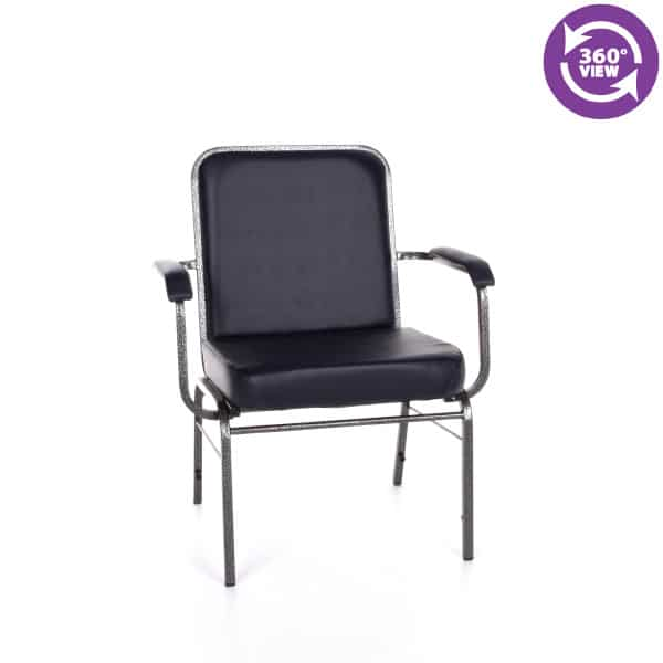 Big and Tall Comfort Class Series Anti-MicrobialAnti-Bacterial Vinyl Arm Chair