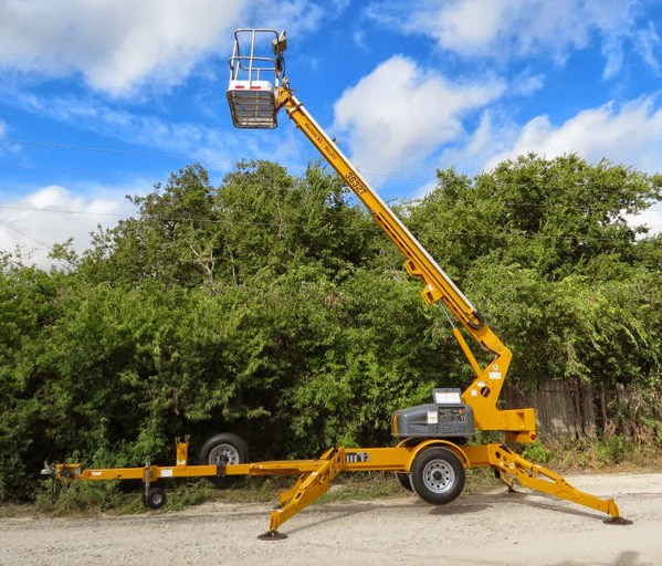 Bil-Jax 3632T Trailer Boom Lift