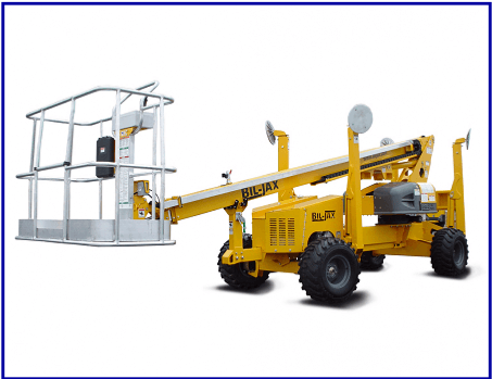 Bil Jax 36XT Telescoping Boom Lift