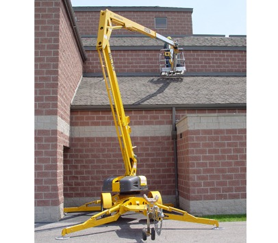 Bil-Jax 4527A Trailer Boom Lift