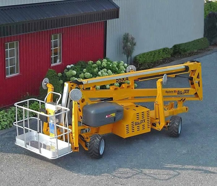 Bil-Jax 55XA Self-Propelled Boom Lift