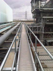 Boiler Access Spandeck System 1