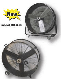 Commercial Direct Drive Blower