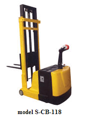 Counter-Balanced Powered Drive Lift