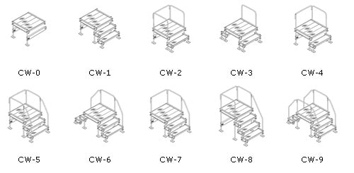 Custom Steel Work Platforms