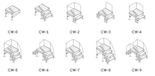 Custom Steel Work Platforms