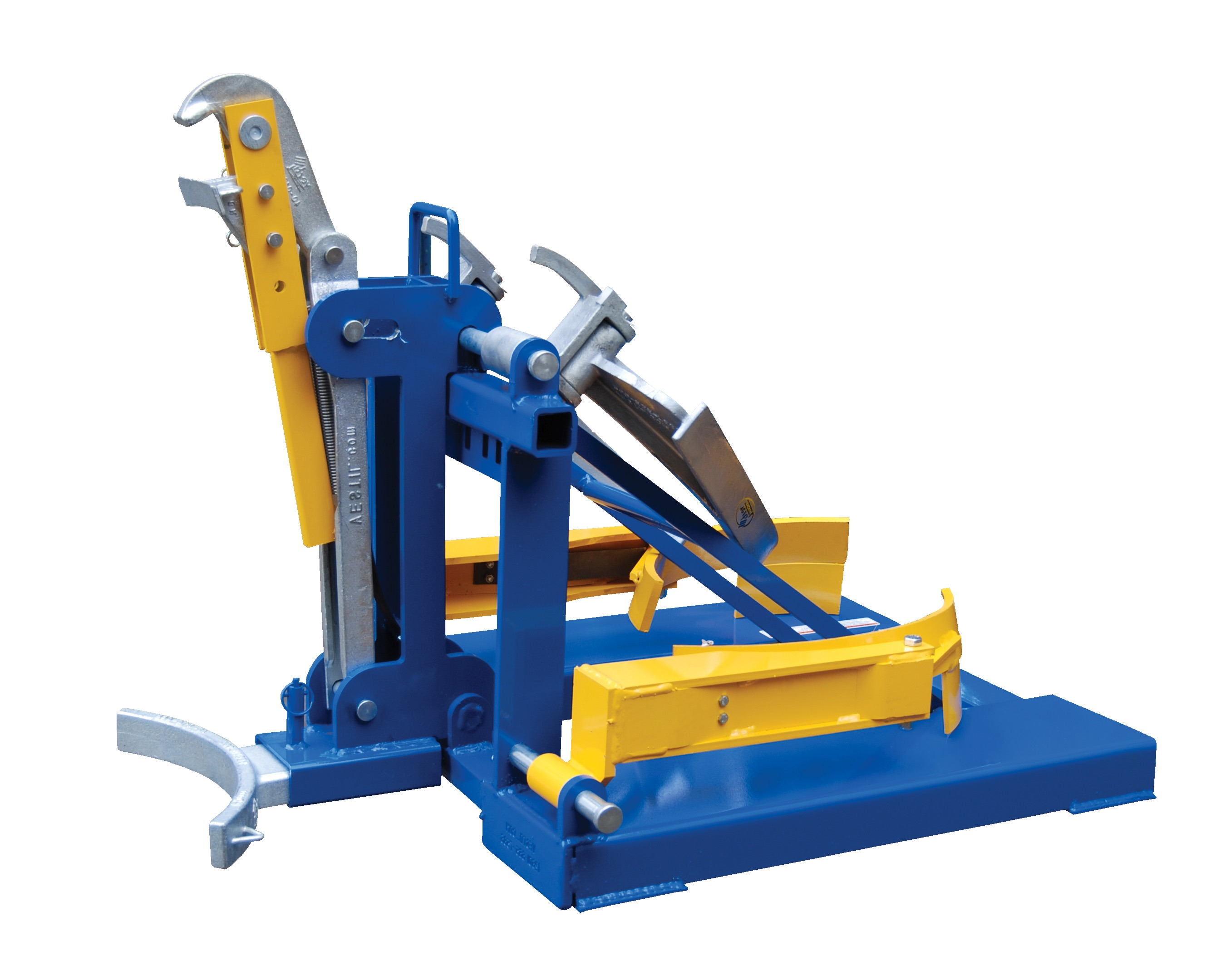 Deluxe Combination Fork Mounted Drum Lifters