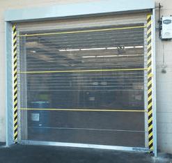 Dock Bug Wire Mesh Door
