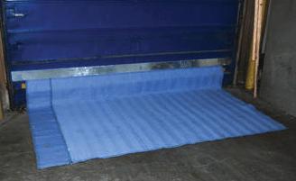 Dockleveler Insulation Blankets