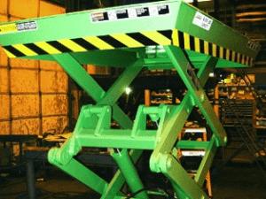 Double Pantograph High Travel Scissor Lift
