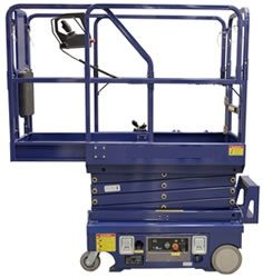 Driveable Mini Scissor Lifts