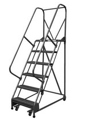 ESD Safe Warehouse Ladders