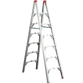 EZ Light Double Front Step Ladders