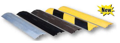 Extruded Aluminum Hose & Cable Bridges
