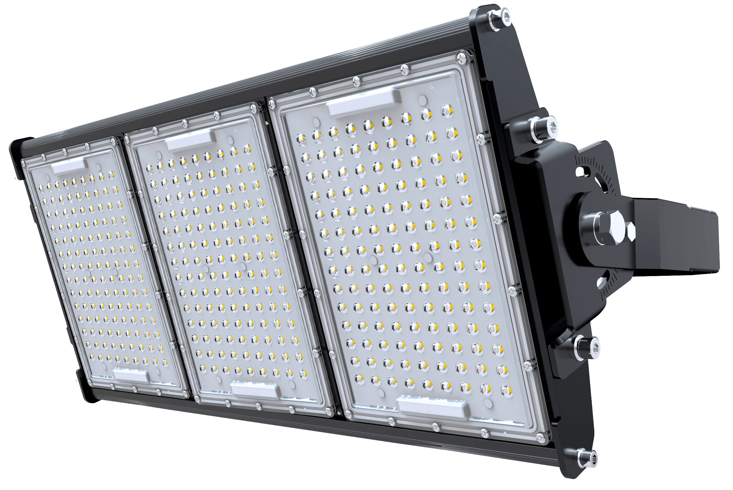 LED Stadium Light 360W,Super Bright Outdoor Flood Light, IP65 Waterproof