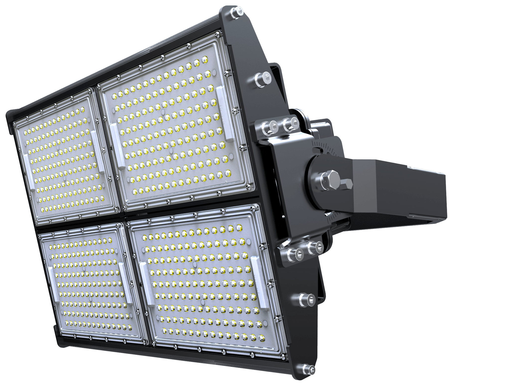 LED Stadium Light 480W, Super Bright Outdoor Flood Light, IP65 Waterproof