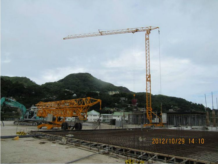 Fast Assemble Tower Crane IMLTC25