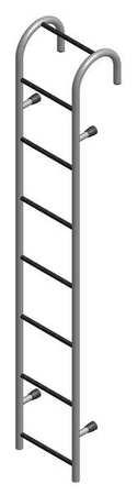 Fixed Storage Tank Ladder – ST09AL C1