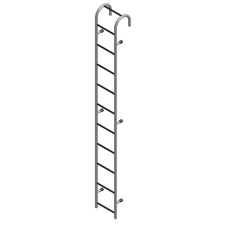 Fixed Storage Tank Ladder – ST10AL C1