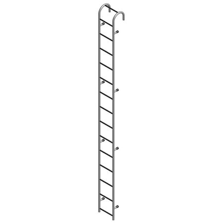 Fixed Storage Tank Ladder – ST15AL C1