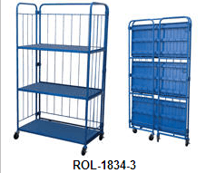 Foldable Roller Containers