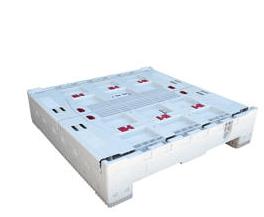 Folding Bulk Crate 1