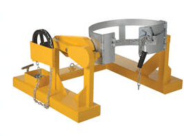 Fork Mounted Drum CarrierRotator