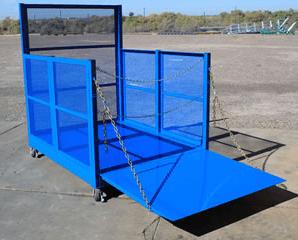 Forklift Platform