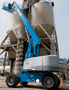 Genie Telescopic Boom Lifts