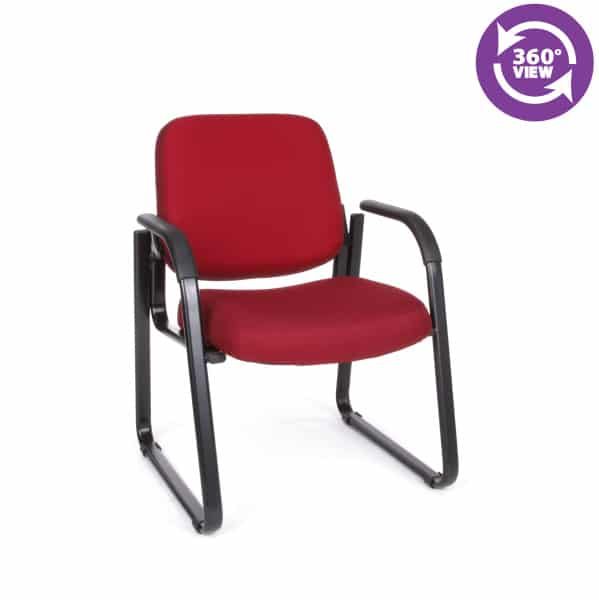 GuestReception Chair with Arms