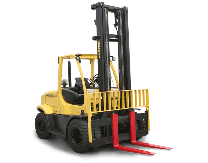 H135-155FT Pneumatic Tire Lift Truck