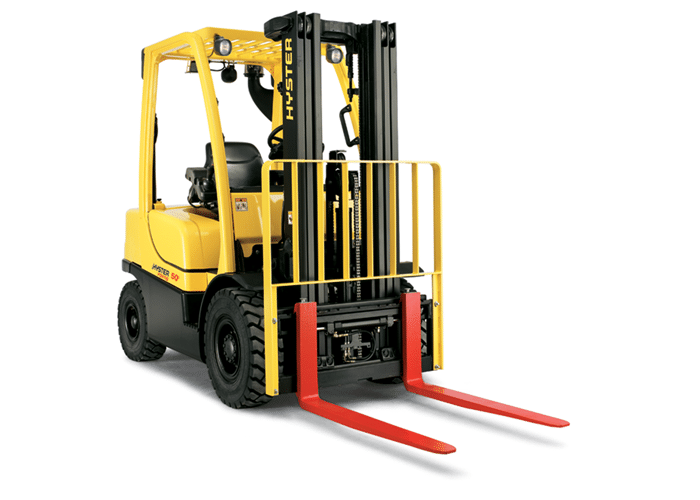 H40-70FT Pneumatic Tire Lift Truck
