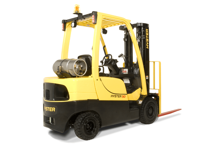 H50CT Pneumatic Tire Lift Truck