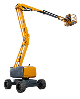 HA 46 RTJ O Articulating Boom Lift 1