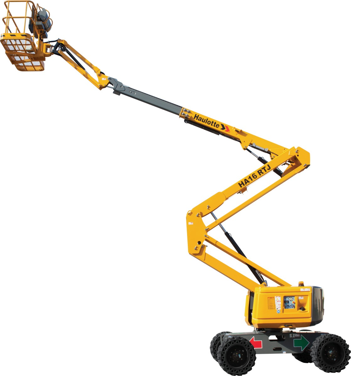 HA 46 RTJ O Articulating Boom Lift