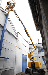 HA61 RTJ PRO Articulating Boom Lift 1