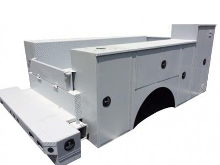 HT40 Crane Service Body
